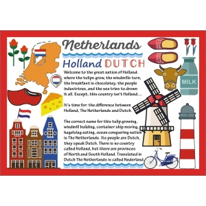 Holland Dutch 11096