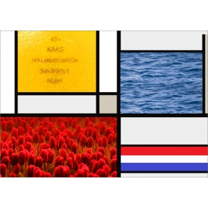 Mondriaan Dutch design 11167