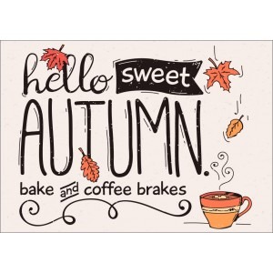 Sweet autumn and coffee 11431