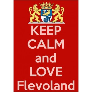 Keep Calm and Love Flevoland 11317