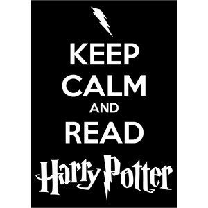 Keep Calm and read Harry Potter 11421