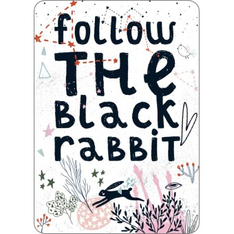 Follow the black rabbit 11574