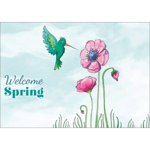 Welcome spring 11292