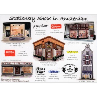 Stationery shops in Amsterdam 11473