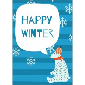 Happy winter 11583