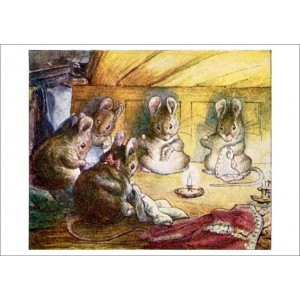 Beatrix Potter: Snappeting of thread 11301