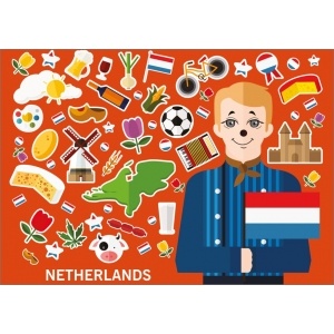 11774 Icons of Netherlands